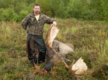 west moose